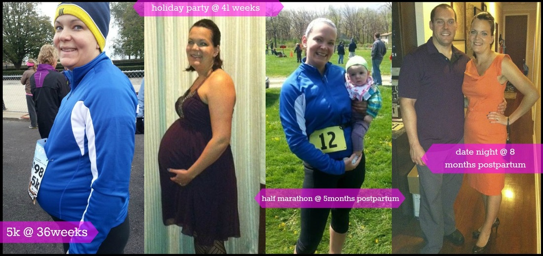 Friends of FitYaf - Lyci gets back in shape after becoming a mom