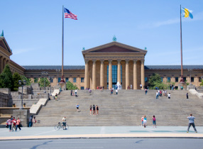 Philadelphia Art Museum Workout