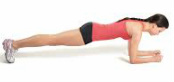 FitYaf's Fitness Friday Tabata Workout - plank