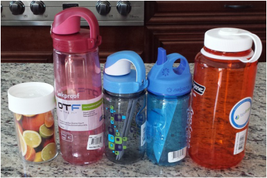 The benefits of staying hydrated and a Nalgene product reivew