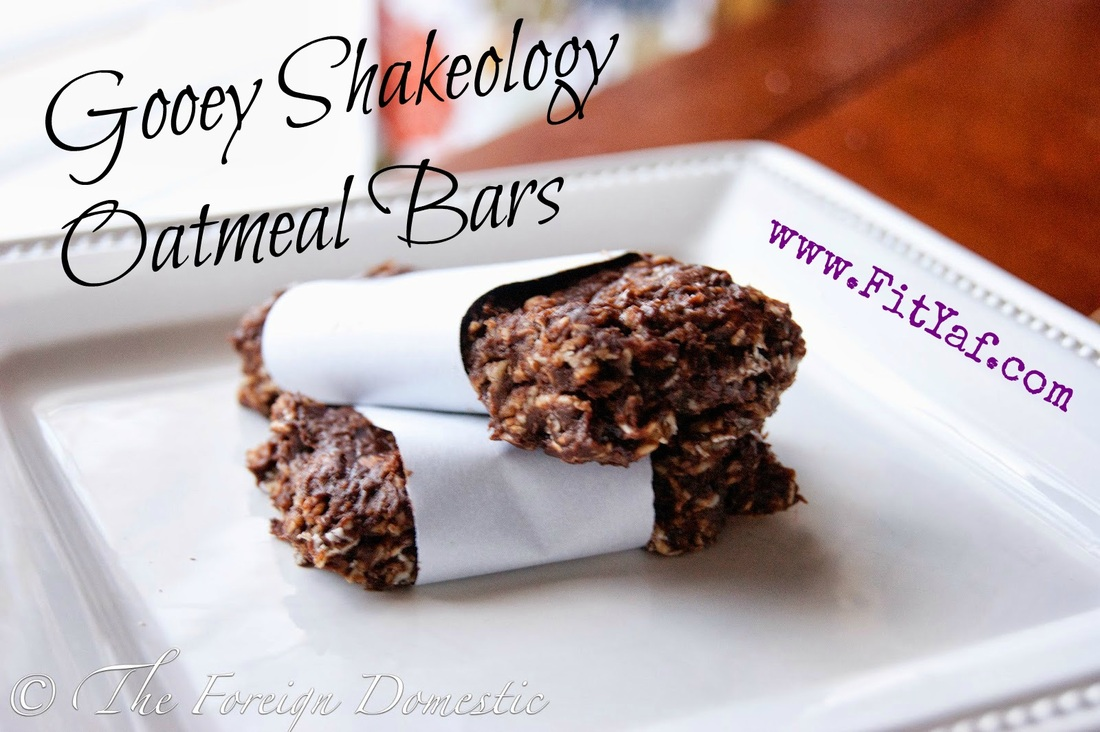 Oatmeal On-The-Go Bars Recipes — Dishmaps