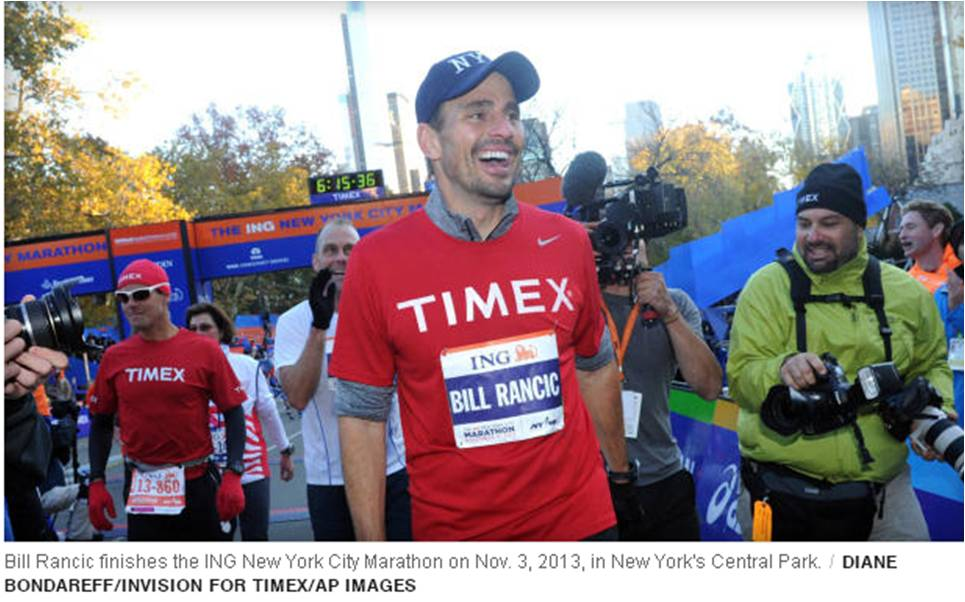 4 stories that will make you want to run the NYC Marathon next year