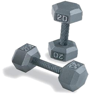 FitYaf's Body Blitz dumbbell workout